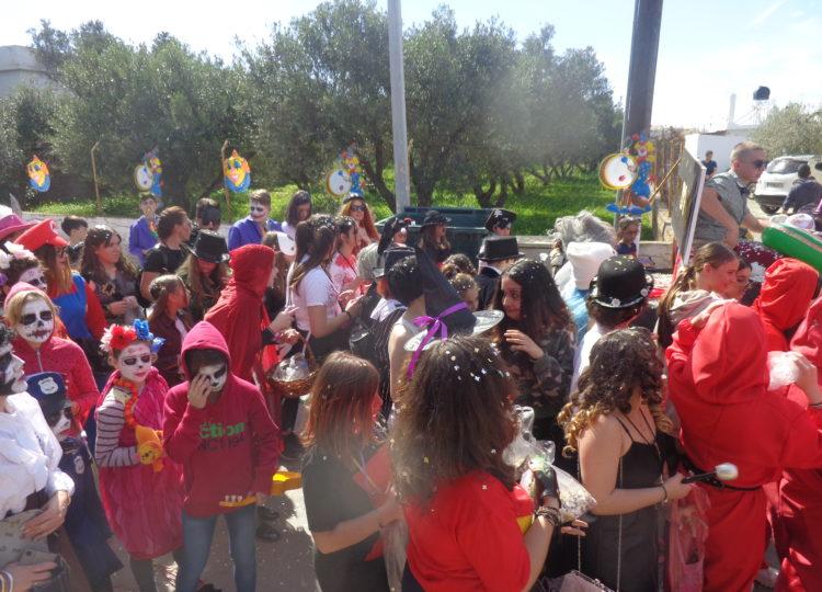 4ο Γουβιανό Καρναβάλι