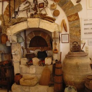 small museum in Gouves Crete