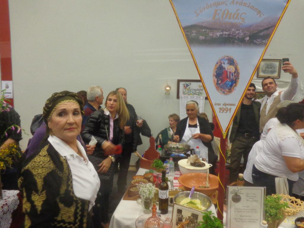 Cretan cuisine festival Iraklio
